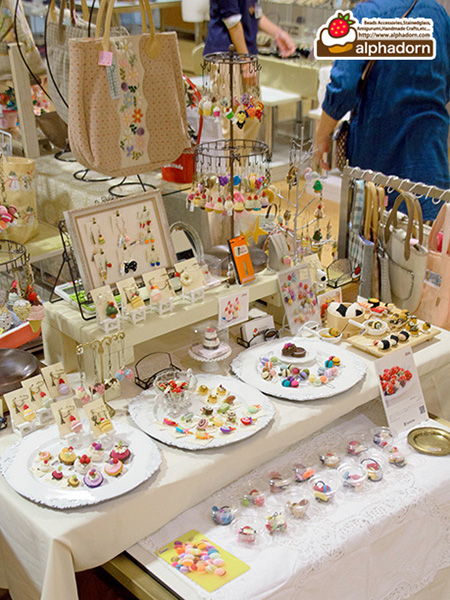 ZAKKAマーケット・tetoteハンドメイドバザール@西宮阪急