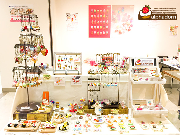 みんなの手づくり作品展&人気作家のワークショップ展|阪神百貨店梅田本店8階